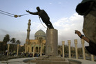 It is 10 years since the fall of Baghdad but the war in Iraq continues to be a topic of hot debate. Photo / AP