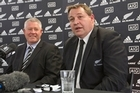 All Black coach Steve Hansen has announced a contract extension that will see him lead the side through to 2015 Rugby World Cup.