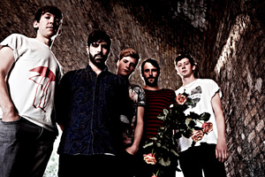 British band Foals' new album brings the new noise without too much polish. Photo / Supplied