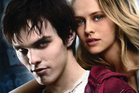 Nicholas Hoult and Teresa Palmer have great chemistry in zombie rom-com Warm Bodies. Photo / Supplied