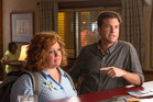 Melissa McCarthy and Jason Bateman fail to fire in Identity Thief. Photo / Supplied
