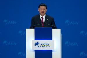 China's President Xi Jinping. Photo / AP