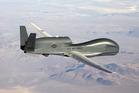 An RQ-4 Global Hawk. Photo / Supplied