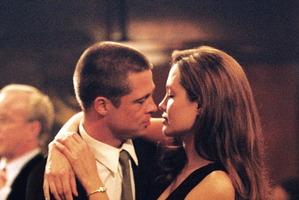 Angelina Jolie and Brad Pitt. Photo / Supplied