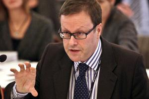 GCSB head Ian Fletcher. Photo / Supplied