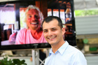 Tech entrepreneur Derek Handley. Photo / Chris Gorman