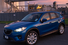 Mazda CX5. Photo / Ted Baghurst