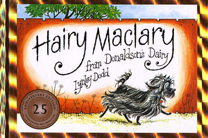 Hairy Maclary from Donaldson's Dairy by Lynley Dodd. Photo / File