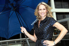 Karen Olsen brings warmth to the <i>One News</i> weather role. Photo / APN