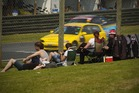 Fans are being urged to take public transport to the V8 Supercars in Pukekohe this weekend. Photo / Jason Dorday