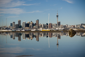 MetService is extending services for Auckland. Photo / Greg Bowker