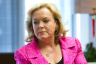 Justice Minister Judith Collins said protection of personal information must be taken seriously. Photo / Mark Mitchell