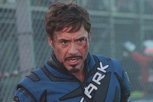 Robert Downey Jr. as Tony Stark. Photo / Supplied