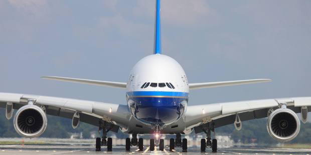China Southern Airlines A380. Photo / Supplied