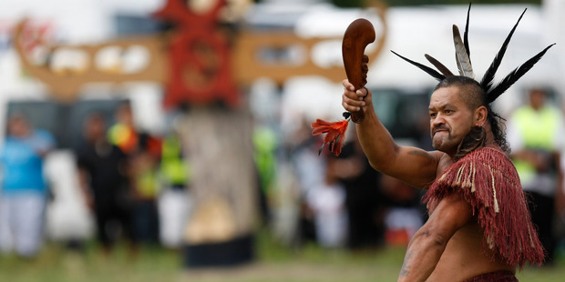 Let's be clear on that; her text is derisive and describes Maori tradition as grotesque and uncivilised, there is no misunderstanding in translation. Photo / Supplied