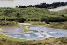 The city's water treatment plant. Photo / Stuart Munro
