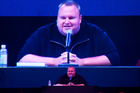 Internet tycoon Kim Dotcom. Photo / File / Richard Robinson