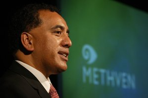 Outgoing chief executive of Methven, Rick Fala. Photo / NZ Herald