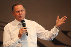 John Key. File photo / Ben Fraser