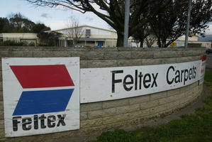 Feltex Carpets, Dannevirke. Photo / File