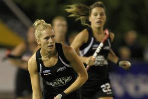 Black Sticks player Stacey Michelsen. Photo / APN