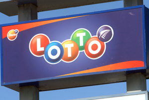 A spokesman for the family said they are finally coming to terms with their Lotto Powerball First Division win. Photo / Ross Setford