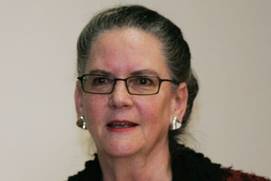 Marie Shroff. Photo / NZPA