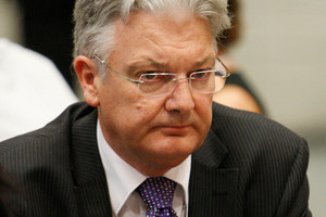 Peter Dunne. Photo / NZPA