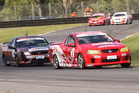 Check out the Transtasman duel between V8 utes at Pukekohe this weekend. Photo / APN