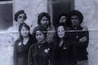 Polynesian Panthers members Ariu Sio, Eddie Williams, Henry Nee Nee, Wayne Toleafoa, Ama Rauhihi, Betty Nee Nee and Janice Taylor. Photo / Supplied