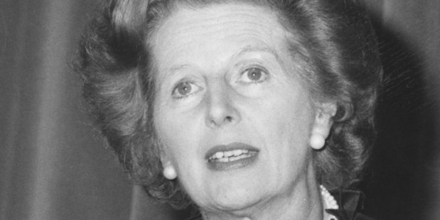 Margaret Thatcher's social views stemmed from her Christianity and a belief in the importance of individual rights. Photo / Supplied