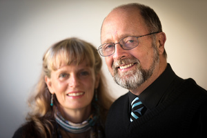 Harmon Wilfred says he and his wife Carolyn Wilfred-Dare have pumped millions into the economy. Photo / Martin Hunter