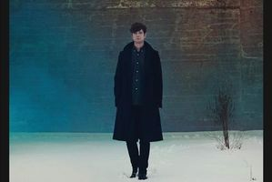 Album cover for Overgrown by James Blake. Photo / Supplied