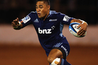 Francis Saili of the Blues. Photo / Getty Images.