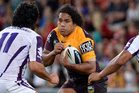 Sam Thaiday of the Broncos. Photo / Getty Images