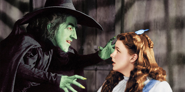 A scene from The Wizard of Oz. Photo/supplied