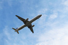 Plane turbulence through the North Atlantic channel could increase by up to 40 per cent if climate change trends continue.  Photo / Thinkstock