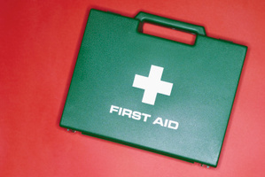 All you need to make your own travel first aid kit. Photo / Thinkstock