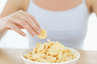 Once you start on potato chips, it's hard to stop.Photo / Thinkstock