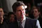 Tom Cruise at the UK Premiere of Oblivion. Photo/AP