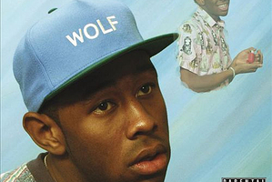 The cover for Wolf by Tyler, The Creator. Photo/supplied