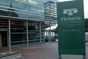 Rival Victoria University of Wellington is now number one in New Zealand. Photo / Getty Images
