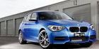 BMW M135i launch at Highlands Motorsport Park