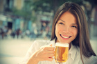 Just a taste of beer lights up dopamine receptors.Photo / Thinkstock