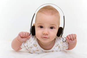 Premature babies benefit from listening to music.Photo / Thinkstock