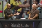 New Zealand Herald rugby writers Gregor Paul & Wynne Gray discuss the outcome of the Crusaders vs Force match in Perth.