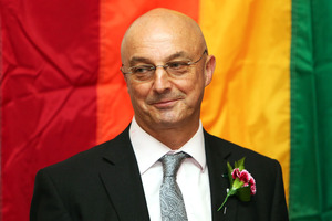 Green MP Kevin Hague has drafted a private member's bill which would overhaul adoption law and remove all restrictions to adoption by gay couples. Photo / Getty Images