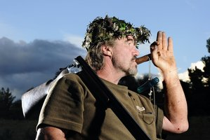 Alistair Wells is a duck shooter looking forward to new season. Photo / Bay of Plenty Times