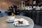 Caffeine Cafe in Morrinsville. Photo / Supplied