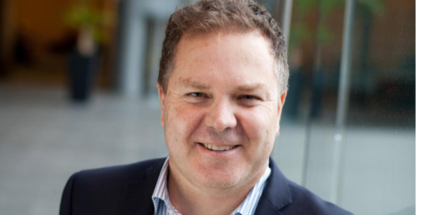 Greg Cross, executive chairman of PowerbyProxi. Photo / Supplied